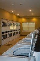 Community Center laundry facilities